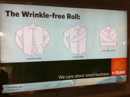 The Wrinkle-free Roll:
